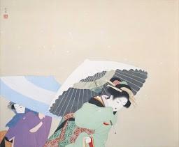 Grossi Fiocchi Di Neve Di Tsuki